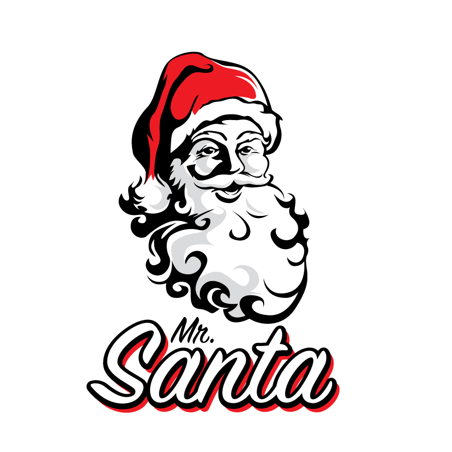 Kids Christmas Colouring - Rent a Santa